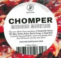 CHOMPER Medicine Mountain Vinyl Record LP Iron Pier 2017
